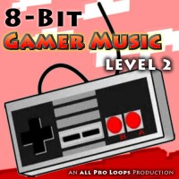 8-Bit Gamer Music Level 2