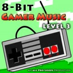 8-Bit Gamer Music Level 3