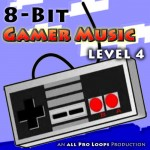 8-Bit Gamer Music Level 4