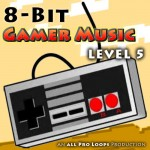 8-Bit Gamer Music Level 5
