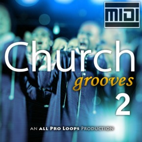 Church Grooves 2 MIDI