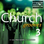 Church Grooves 3 MIDI