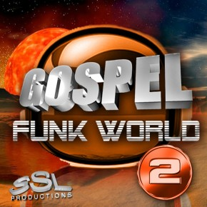 Gospel Funk World 2 CK4