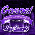 Gospel Worship Announcements 2