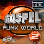 Gospel Funk World 2 MIDI
