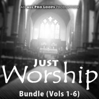 Just Worship Bundle Vols 1-6