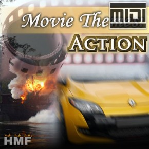 Movie Themes: Action MIDI