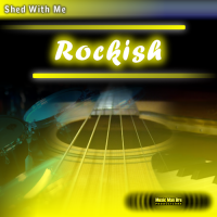 Shed With Me: Rockish (drumless)