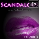 Scandalous: Episode 3 MIDI