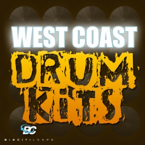 West Coast Drum Kits