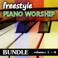 Freestyle Piano Worship (1-4)